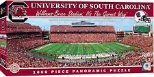 MasterPieces South Carolina Gamecocks 1000pc Panoramic NCAA Jigsaw Puzzle