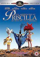 Adventures Of Priscilla Queen Of The Deserto DVD Nuovo DVD (10005451)