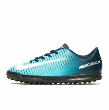 Nike Mercurial X Vortex III TF Astro Turf Junior Chaussures De Football Taille: 2.5