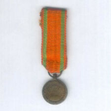 BELGIUM. Miniature Medal of the National People Smugglers Association 1940-44