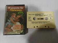 MANOLO ESCOBAR MI PEQUEÑA FLOR VANESSA CINTA TAPE CASSETTE BELTER 1980 SPAIN ED