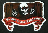 2 Blind Skateboards Vinyl Stickers