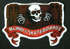 2 Blind Skateboards Vinyl Stickers