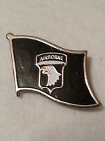 US ARMY 101st Airborne Flag Pin