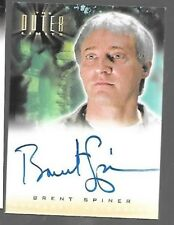 Brent Spiner  Outer Limits A2 autograph card