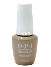 Opi GelColor New Gel Nail Polish Soak-Off Gc F89- Coconuts Over Opi