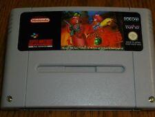 Worms per Super Nintendo SNES