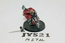 Warhammer Lord of The Rings Aragorn On Steed Metal - Jys21