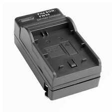 Battery Charger for Sony NP-FW50 NEX-3 5 6 7 Alpha A33 A37 A55 C3 C5 NEX5 Camera