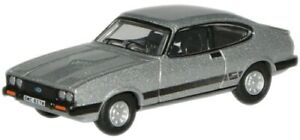 OXFORD 76CAP001 76CAP002 76CAP009 FORD CAPRI MK.III diecast model road cars 1:76