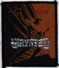 WAYSTED 'Save your Prayers' vintage woven patch