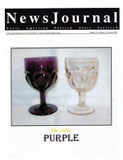 Early American Pattern Glass Society NewsJournal 12-2