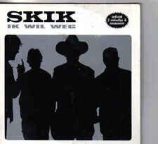 SKIK-Ik Wil Weg cd single incl Videoclips
