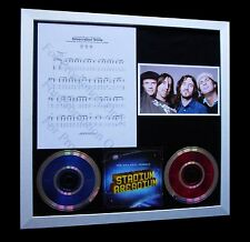 RED HOT CHILI PEPPERS Desecration Smile LTD Numbered CD QUALITY FRAMED DISPLAY!