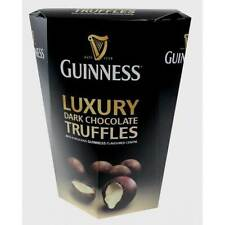 Guinness Flavoured Luxury Dark Chocolate Truffles Candy Gift Box 150gm