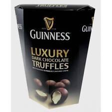 Guinness Flavoured Luxury Dark Chocolate Truffles Candy Gift Box 150gm
