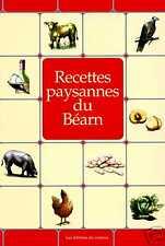 RECETTES PAYSANNES DU BÉARN livre cuisine
