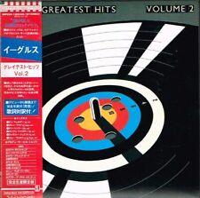 "Eagles ""Eagles Greatest Hits Volume 2"" Japan LTD Mini LP CD Paper Sleeve w/OBI"