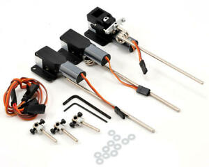 E-flite 15 - 25 Tricycle Electric Retract Set [EFLG230]