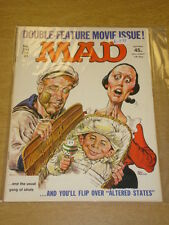 MAD MAGAZINE #234 1981 OCT VF THORPE AND PORTER UK MAGAZINE POPEYE OLIVE OIL