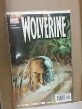 Marvel Wolverine #9 Coyote Crossing Part 3 Unread Condition 2003