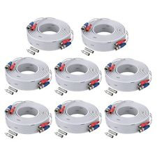 SANNCE XCL038 100ft 2 in 1 Video Cable for CCTV Security Device