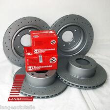 Zimmermann Sport kit bmw e90 e91 330d revestimientos para los discos de freno 231ps WK