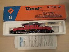 (37/191) Roco H0 E-Lok Krokodil BR1189.02 ÖBB (Arti.-Nr. 43447 / 4149B)