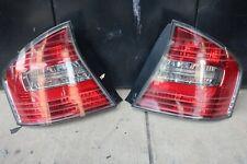 JDM Subaru Legacy BL5 BL 2003-2005 Tail Lights Lamps 1 Pairs SEDAN SALOON OEM