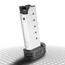 Springfield Armory XDS5006 XD-S Mag 45 ACP 6rd Silver Finish