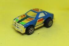 Tonka Toys Pressed Steel Friction Power Car in Blue