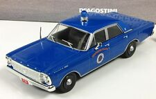 DeAgostini 1:43 Ford Galaxie police Westwood USA 1965 series World police