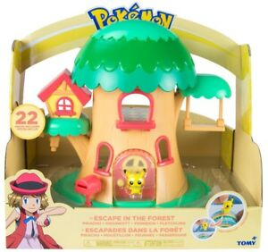 Petite Pals Escape in the Forest Playset