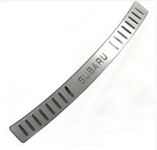 Outer Rear Bumper Protector Guard Plate Trim For Subaru Forester 2009-2012