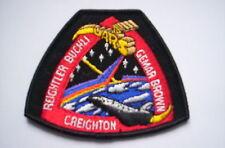 Un écusson de STS Mission 48 Navette Discovery CA 9x8 cm