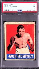 1948 LEAF BOXING #1 JACK DEMPSEY PSA 1 ?  UNDERGRADED, NO CREASES