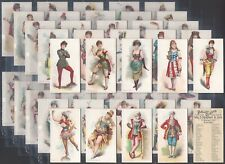 More details for kimball (usa)-full set- ballet queens (50 cards) - all scanned