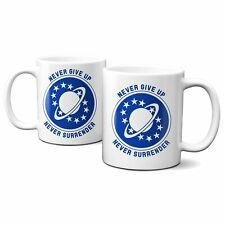 Galaxy Quest Never Give Up 11oz Mug