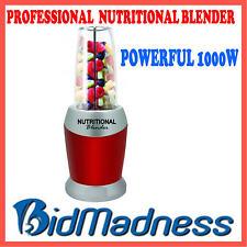PROFESSIONAL 1000W NUTRITIONAL NUTRI BLENDER EXTRACTOR MIXER JUICER LIKE BULLET