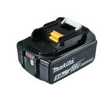 Makita Akku Pack BL1850B 18V 5,0Ah Li-ion Ersatzakku Ladestandsanzeige