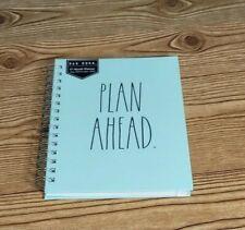 Rae Dunn 2022 Planner Calendar Mint Green New