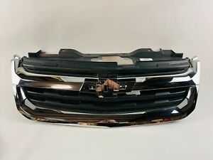 2015 2016 2017 2018 Chevy City Express Grill Grille Chrome OEM