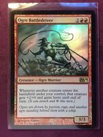 Ogre battledriver FOIL   VO  -  MTG Magic (Mint/NM)