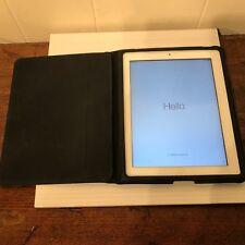 Apple iPad 2 64GB, Wi-Fi   Cellular (Verizon), 9.7in - Black with Case Excellent