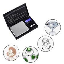 Hohe Präzision Mini LCD Digital Schmuckwaage  Elektronische Scale 200g/0.0 HY7Y