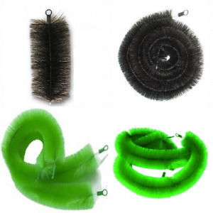 Filter Brushes,Vortex Brushes,Spawning brushes, Black Knight ,Superfish Koi Pond