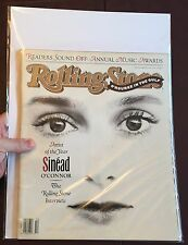 Rolling Stone Magazine 599 Sinead O'Connor March 7 1991
