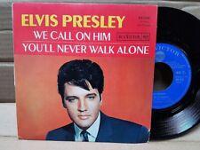 Elvis Presley – We Call On Him  - 45T VG+/VG++ RCA Victor – 49.548