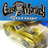Hot Wheels gold '68 Corvette Gas Monkey Garage TV Show COUPE C3 Stingray(H213
