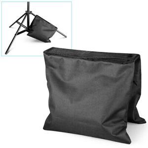 1x Counter Balance Sandbags Sand Bag For Photo Studio Light Stand Arm R0N0 J1Y5